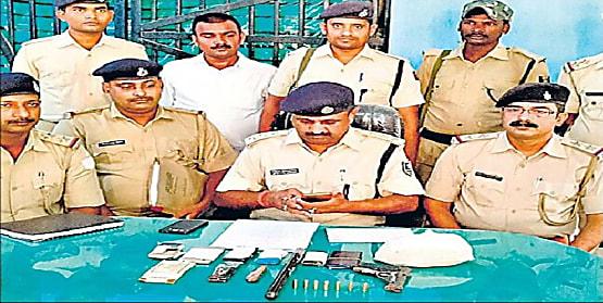 गोपालगंज पुलिस को मिली बड़ी सफलता, सारण प्रमंडल में कई बड़ी वारदातों को अंजाम देने वाले 4 कुख्यात को दबोचा