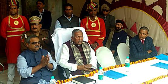 अब पटना के महावीर मंदिर का कीजिये लाइव दर्शन, राज्यपाल फागू चौहान ने चैनल का किया उद्घाटन
