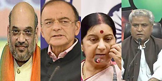 चुनावी माहौल में नेताओं की बीमारी से बीजेपी परेशान, अमित शाह के बाद अब रामलाल भी बीमार