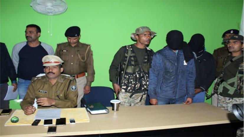 नवादा पुलिस को मिली बड़ी सफलता, पीयूष हत्याकांड के मुख्य साजिशकर्ता कुख्यात मनोज को किया गिरफ्तार