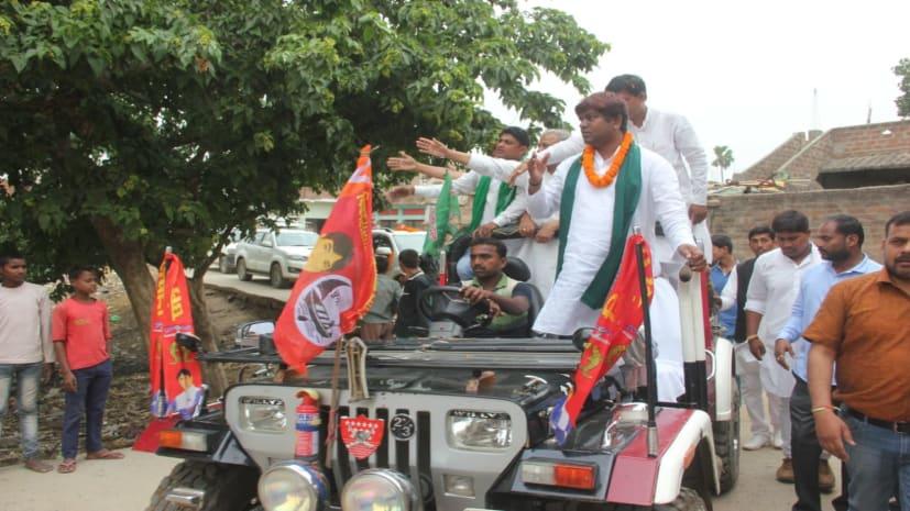 मुकेश सहनी ने महबूब अली कैसर पर साधा निशाना, कहा- क्या खगड़िया आपको फिर से लापता हो जाने के लिए वोट करेगी