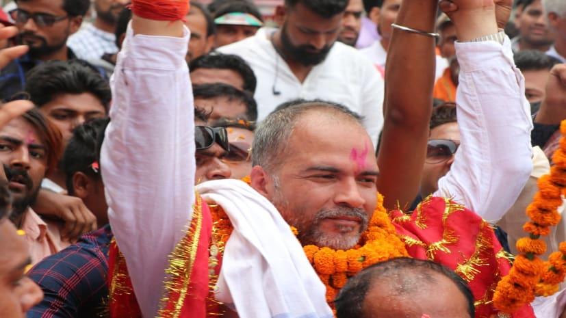 माधव चौधरी बोले- मां जानकी की धरती सीतामढ़ी इस बार लोकतंत्र का नया अध्याय रचने जा रही है