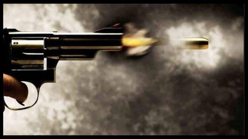 रंगदारी देने से किया इनकार, घर के घुसकर पूर्व सैनिक को मारी गोली, हालत गंभीर