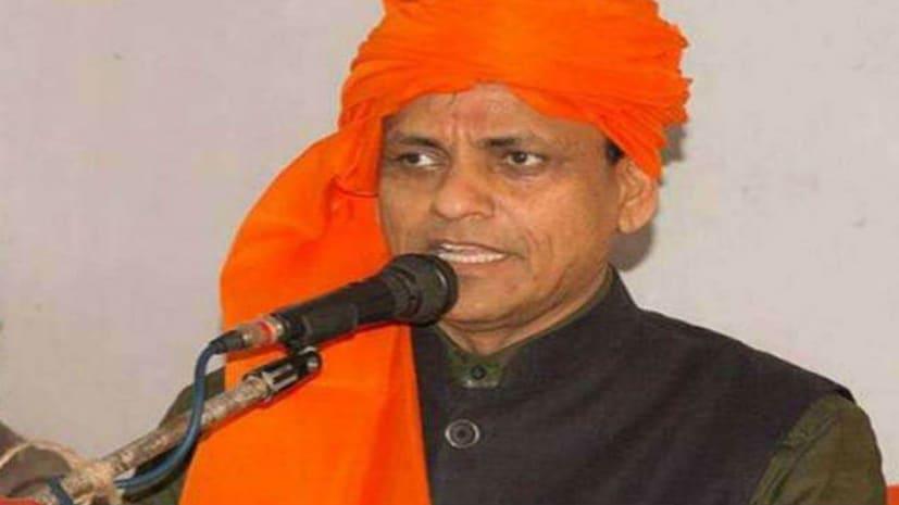 नित्यानंद राय ने लिखा ब्लॉग- यह चुनाव, चुनाव मात्र नहीं, एक धर्मयुद्ध है