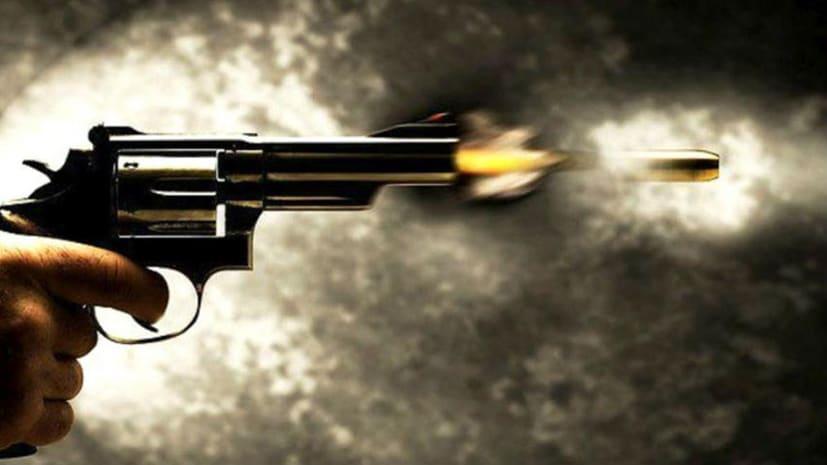 बेगूसराय में अपराधी बेलगाम, एक को मारी गोली, इलाज के लिए अस्पताल में भर्ती