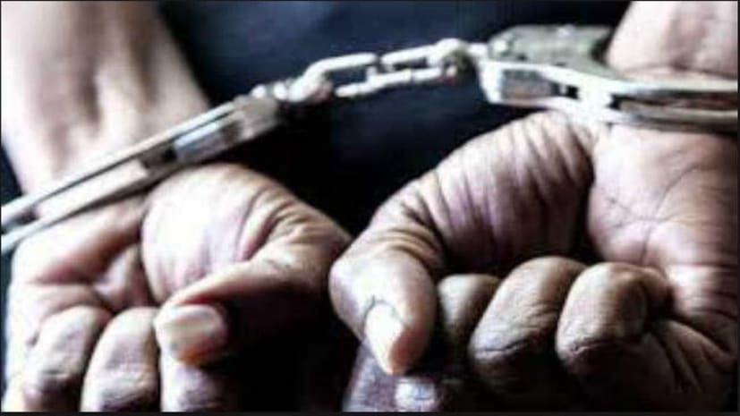 सीमांचल का आतंक सद्दाम गिरफ्तार, हत्या, लूट, डकैती समेत कई मामलों में पुलिस को थी तलाश