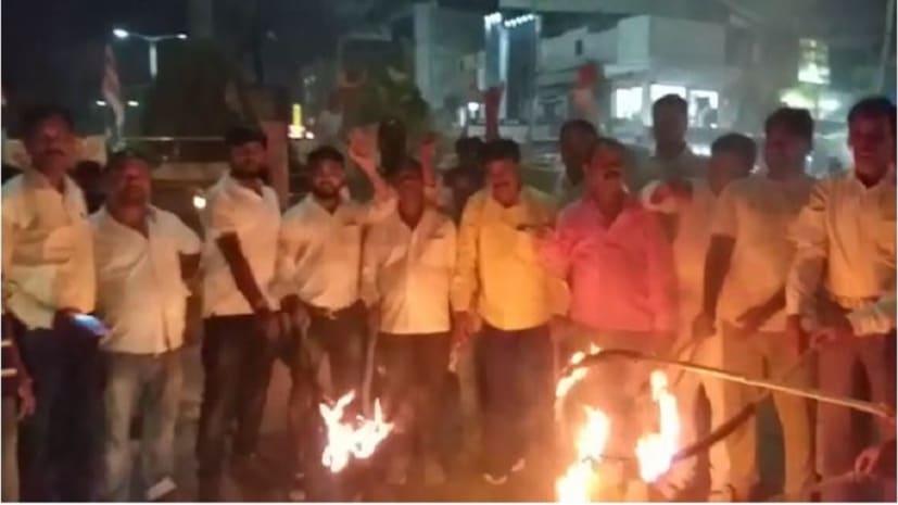 शोभा को मिले न्याय : किसान बेरोजगार संघर्ष मोर्चा ने कल किया रामगढ़ बंद का एलान