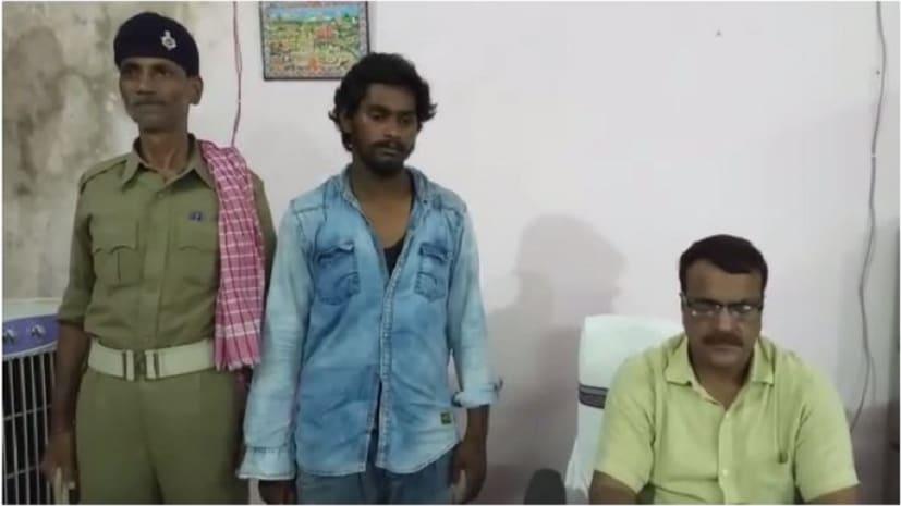 गया उत्पाद विभाग की कार्रवाई, दस लाख के गांजे के साथ एक को किया गिरफ्तार