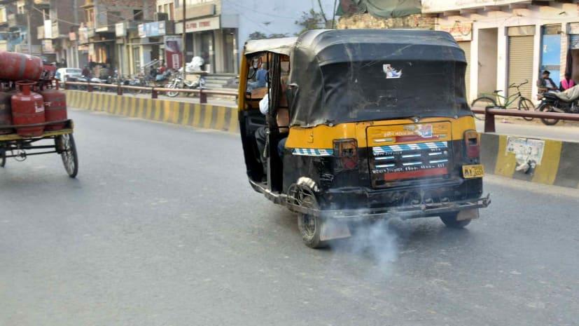 बिहार सरकार का आदेश,पटना में अब डीजल चालित थ्री व्हीलर को परमिट नहीं