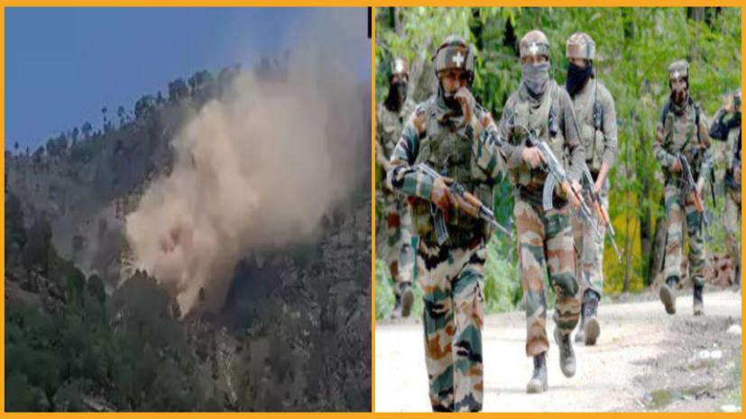 सेना ने पाक के सीजफायर उल्लंघन का दिया मुंहतोड़ जवाब, सीमापार चौकियां तबाह, कई पाकिस्तानी सैनिक मारे गए