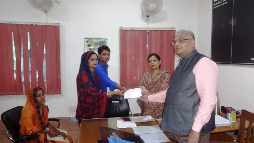 हौसला अफजाई : अंतरजातीय विवाह करनेवाले 10 दम्पति को मिली 7.75 लाख की प्रोत्साहन राशि