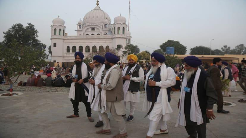 टेंशन के बीच पाकिस्तान का बड़ा एलान  : इस तारीख से भारतीयों के लिए खोल दिया जायेगा करतारपुर गलियारा