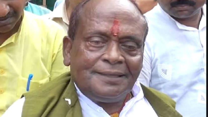 पूर्व मंत्री रमई राम को मिला नया ठिकाना, 22 सितंबर को अपने पुराने घर में लौटेंगे