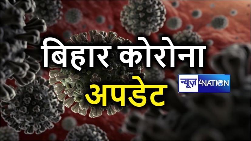 बिहार में 1531 नए कोरोना पॉजिटिव मरीज मिले, संक्रमितों की संख्या 1,62,600 से ज्यादा हुई