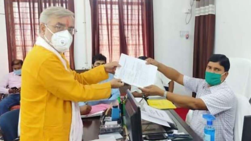 एलजेपी प्रत्याशी डाॅ. देवरंजन का एलान, महाराजगंज की जनता का सेवा ही मेरा धर्म, बदलाव होकर रहेगा