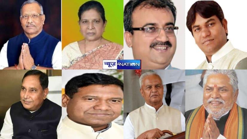 शपथ ग्रहण से जुड़ी बड़ी खबर, नीतीश कुमार के साथ जिम्मेदारी संभालने में आज इन संभावित 8 चेहरों को मिल सकता है मौका