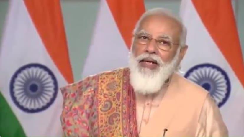 पीएम मोदी ने नीतीश कुमार को सातवीं बार सीएम बनने पर दी बधाई, कहा- विकास के लिए हम साथ मिलकर काम करेंगे