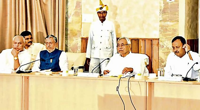 बिहार में सुखाड़ को लेकर सीएम नीतीश गंभीर, रविवार को एकबार फिर करेंगे समीक्षा बैठक