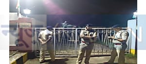 बाहुबली विधायक अनंत सिंह को गिरफ्तार करने उनके सरकारी आवास पहुंची पटना पुलिस