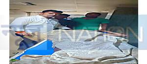 बड़ी खबर: पटना पुलिस लाइन में पेड़ गिरने से 10 पुलिस के जवान घायल,  इलाज के लिए सभी PMCH में भर्ती, दो की हालत गंभीर...