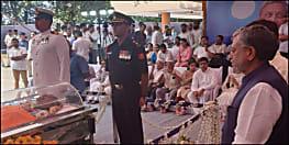 सुशील मोदी ने पर्रिकर को दी श्रद्धांजलि, बताया राजनीति में सेवा,सादगी और समर्पण के प्रतीक