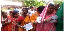 बिहार में पांच लोकसभा सीटों पर मतदान जारी, सुबह 10 बजे तक हुई 14.85 फीसदी मतदान