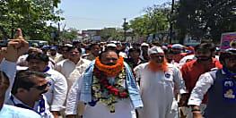 मधुबनी में महाभारत, कांग्रेस नेता शकील अहमद के बाद राजद से इस्तीफा देकर अली अशरफ फातमी ने किया नामांकन