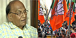 बीजेपी के वरिष्ठ नेता डॉ सी पी ठाकुर ने फिर से दुहरायी बात, कहा-
