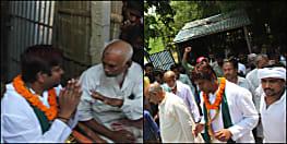 मुकेश सहनी ने बेलदौर में किया रोड शो, खगड़िया की तकदीर बदलने के लिए जनता से मांगा समर्थन