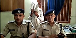 लूट में शामिल अपराधी को पुलिस ने किया गिरफ्तार, विरोध करने पर कर देता था हत्या