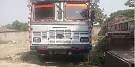 9000 लीटर अवैध स्पिरिट के साथ ट्रक बरामद, पुलिस को मिली थी गुप्त सूचना