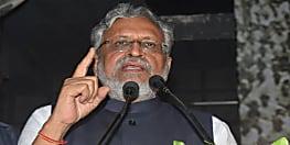 सुशील मोदी बोले- कांग्रेस करती रही है चुनाव आयोग और अन्य संवैधानिक संस्थाओं से छेड़छाड़