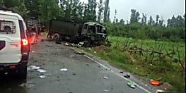 पुलवामा में सेना की गश्ती गाड़ी पर आतंकी हमला, 9 जवान समेत 11 घायल