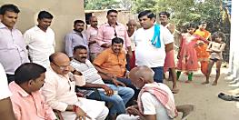 एमएलसी संजय प्रसाद ने जमुई के चकाई में पीड़ित परिवारों से की मुलाकात, निधन पर व्यक्त की गहरी संवेदना