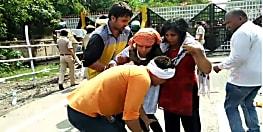 बिहार विधानसभा मार्च करने पटना आए नियोजित शिक्षकों पर पुलिस ने किया लाठीचार्ज...