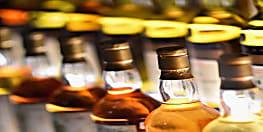पुलिस की छापेमारी में 208 कार्टन विदेशी शराब बरामद, धंधेबाज भागने में सफल
