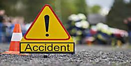 बेगूसराय में ट्रक और टेम्पू के बीच हुई टक्कर, आधे दर्जन लोग घायल, दो की हालत गम्भीर