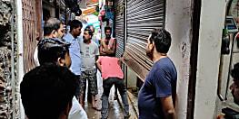 मुजफ्फरपुर में चोरों ने मचाया जमकर तांडव, एक रात में ही चार दुकानों में शटर काटकर की चोरी