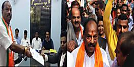 झारखंड चुनाव : सीएम रघुवर ने जमशेदपुर पूर्वी से भरा नामांकन पर्चा, कहा-जनता हमारी राम, मै उसका दास