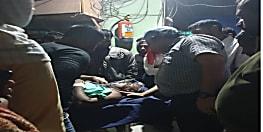 बेगूसराय में हर्ष फायरिंग के दौरान बड़ा हादसा, एक युवक को लगी गोली, हालत नाजुक