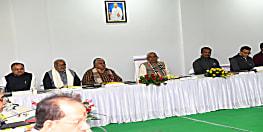 गया में हुई नीतीश कैबिनेट की बैठक,गंगाजल को 2021 तक गया पहुंचाने के प्रस्ताव पर लगी मुहर