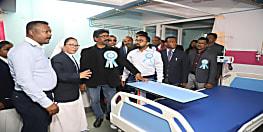 CM हेमंत ने किया संत अन्ना अस्पताल का उद्घाटन , कहा- गरीब-गुरबा के लिए समर्पित है सरकार