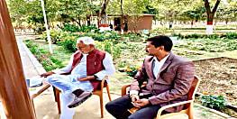 पूर्व विधायक सुमित सिंह ने CM नीतीश से की मुलाकात,कहा-नीतीश कुमार के हाथ को मजबूत करना ही मेरा मकसद