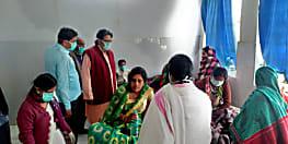 छपरा में विषाक्त भोजन से बीमार पड़नेवाले लोगों की संख्या पहुंची 500 के पार, इलाज के लिए पहुंची मेडिकल टीम