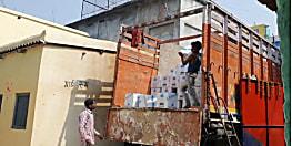 अवैध शराब के खिलाफ उत्पाद विभाग की कार्रवाई, एक ट्रक शराब के साथ दो को किया गिरफ्तार