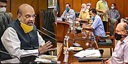 दिल्ली के स्वास्थ्य मंत्री कोरोना पॉजिटिव, केंद्रीय गृह मंत्री अमित शाह के साथ मीटिंग में हुए थे शामिल
