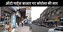 दिल्ली स्थित एशिया के सबसे बड़े ऑटो स्पेयर पार्ट्स बाजार पर कोरोना की मार, लेबर नहीं मिलने से 50% गिरा उत्पादन
