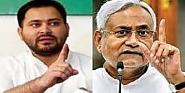 सुबह-सुबह तेजस्वी यादव ने फिर से किया CM नीतीश पर वार,कहा- वे कुर्सी को ही प्रथम और अंतिम सत्य मान चुके हैं
