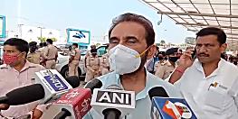 कांग्रेस प्रभारी शक्ति सिंह गोहिल का बड़ा बयान कहा -जिस चिराग से बीजेपी अपना घर रौशन करना चाहती है उसी चिराग से नीतीश का घर जलाना चाहती है