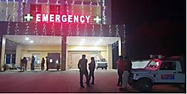 पटना में अपराधियों ने युवक को मारी गोली, हथियार लहराते हुए मौके से फरार, घायल NSMCH में भर्ती